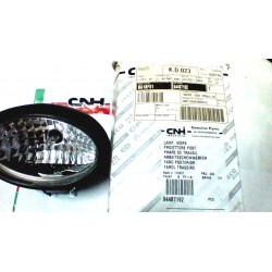 Lampa robocza ,halogen,New Holland Case 84487192